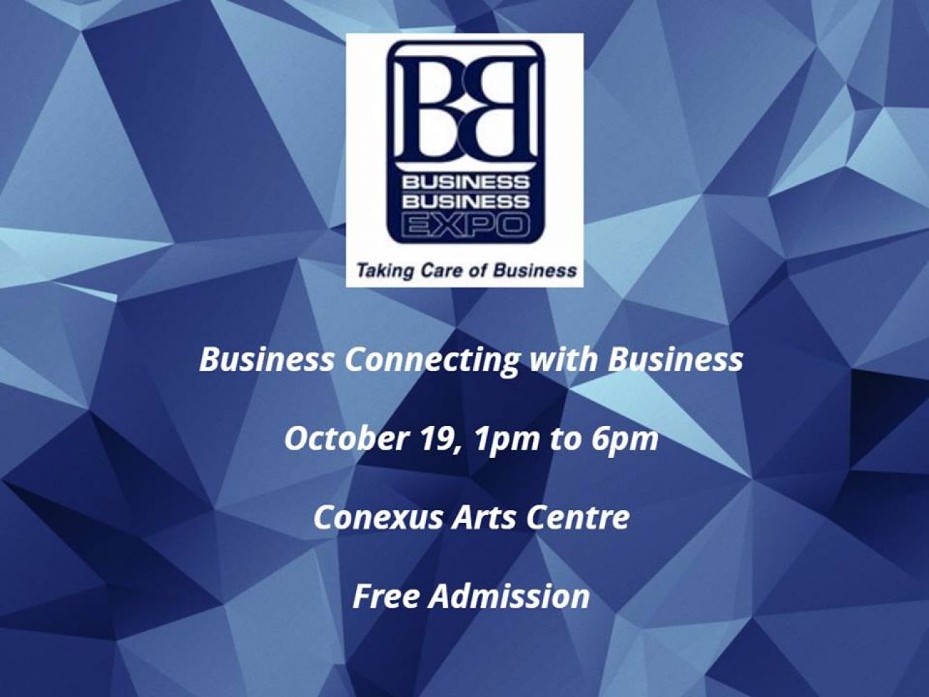 Business to Business Expo with Rhino's Lighting & Sound