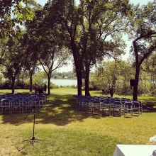 Beautiful day for a #wedding