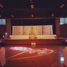 We can add hearts and a little bit of love to your dance floor.