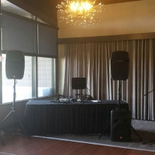 DJ K-DUB at The Wascana Country Club for a #wedding tonight.