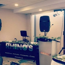 DJ K-Dub at The Travelodge celebrating a wedding reception. Congrats to the newlyweds!