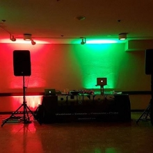Night 2 for the @conexusartscentre  Small Business Christmas Party with DJ Odin