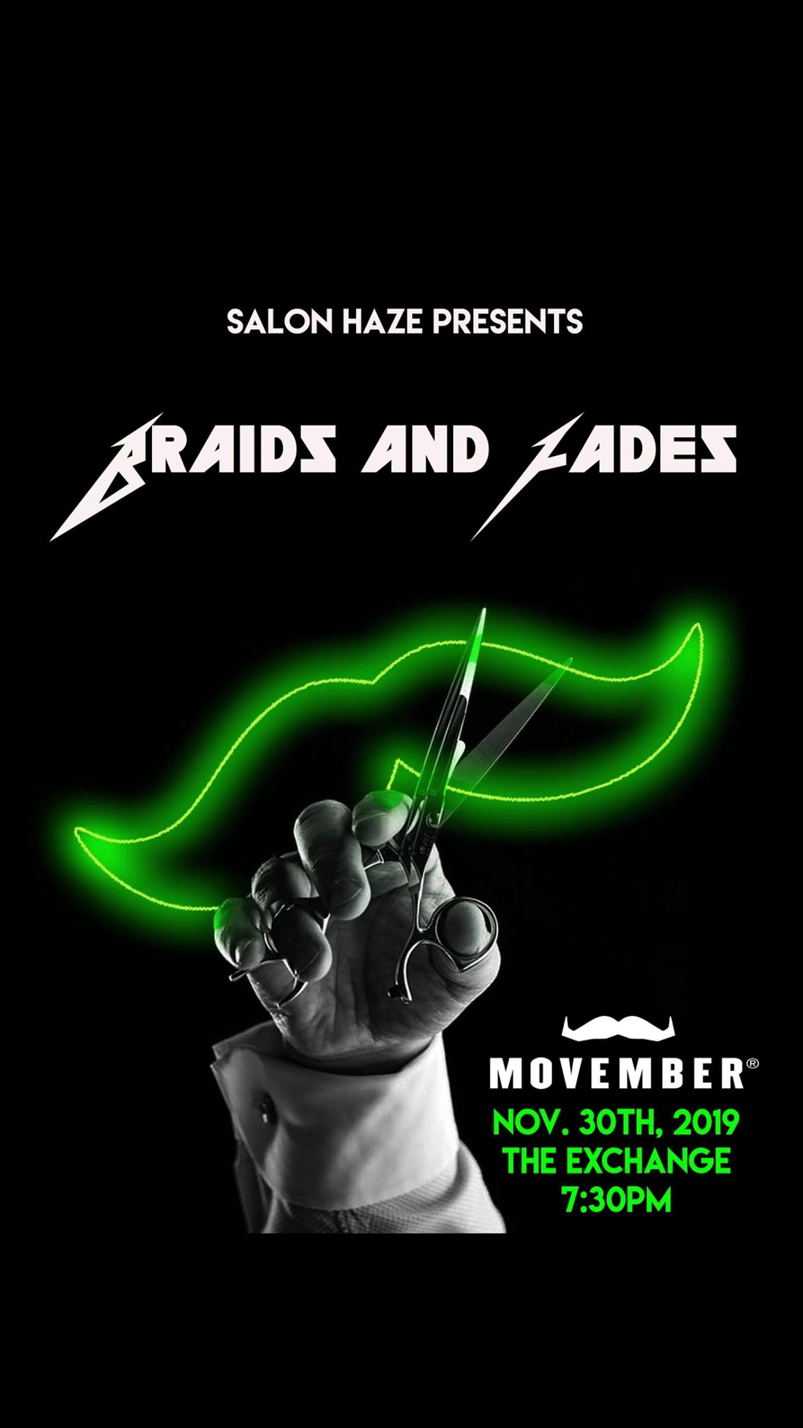 Salon Haze Presents Braids and Fades