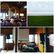 Awesome wedding reception in Manitoba on the shores of Lake Winnipeg.