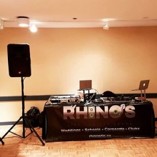 DJ Odin & DJ Boss out for The @conexusartscentre  Small Business Christmas Party