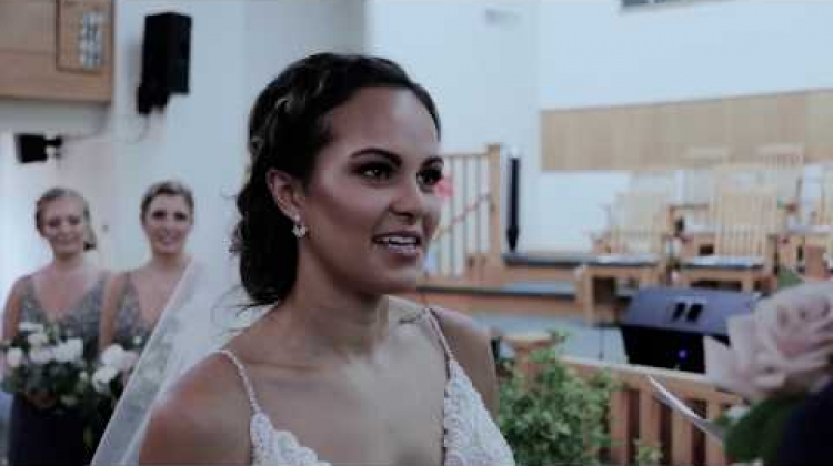 Eleesha & Grant's Wedding Video