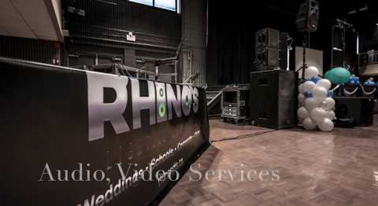 Corporate Audio, Video, DJ & Photo Booth Entertainment Services